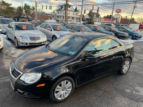 2009 Volkswagen Eos for sale at Masic Motors, Inc. in Harrisburg PA