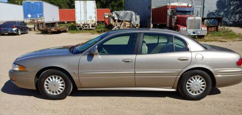 2004 Buick LeSabre for sale at SS Auto Sales in Brookings SD