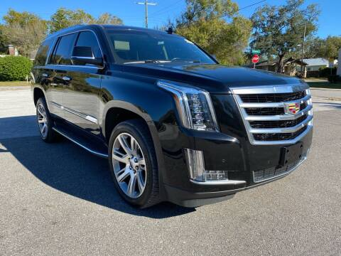 2017 Cadillac Escalade for sale at LUXURY AUTO MALL in Tampa FL