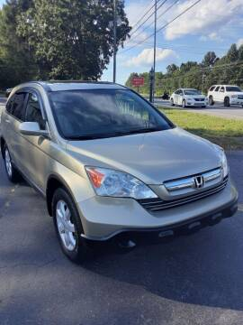 2007 Honda CR-V for sale at Catawba Valley Motors in Hickory NC