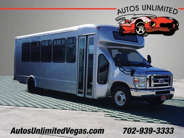 2012 Ford E-Series Chassis for sale at Autos Unlimited in Las Vegas NV