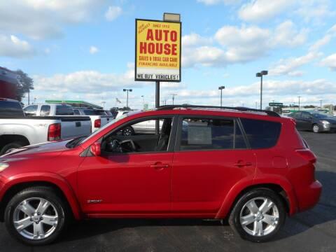 2008 Toyota RAV4 for sale at AUTO HOUSE WAUKESHA in Waukesha WI