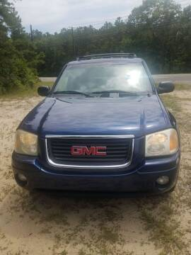 2002 GMC Envoy for sale at MIKE B CARS LTD in Hammonton NJ