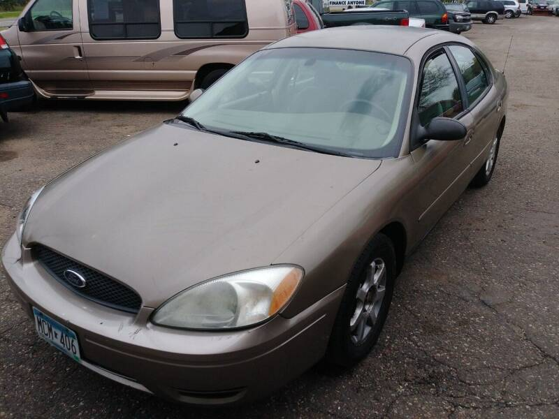2006 Ford Taurus for sale at Continental Auto Sales in White Bear Lake MN