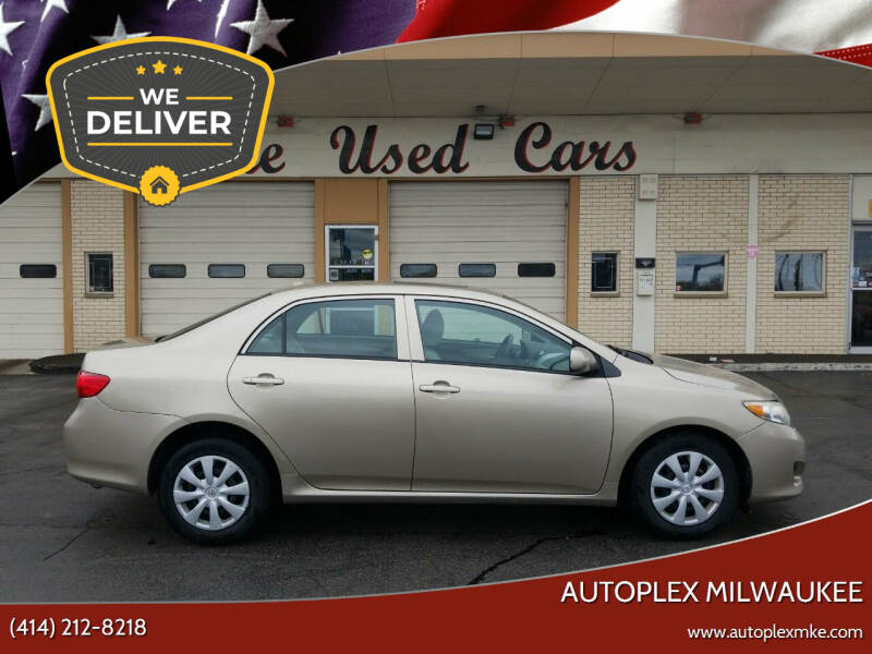 2010 Toyota Corolla for sale at Autoplex Milwaukee in Milwaukee WI