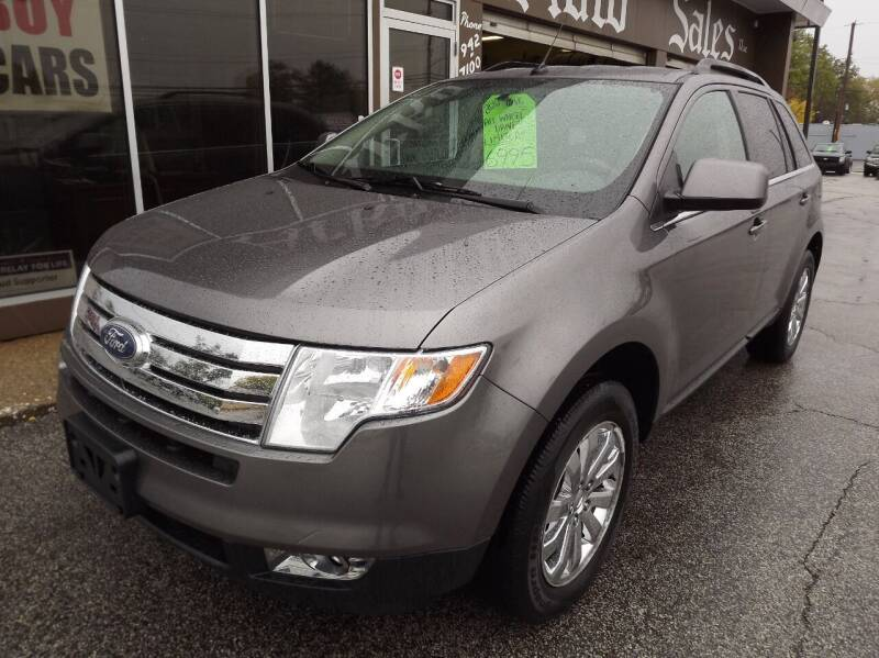2010 Ford Edge for sale at Arko Auto Sales in Eastlake OH