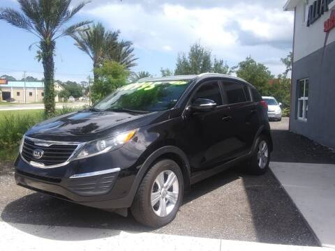 2013 Kia Sportage for sale at All About Price in Bunnell FL