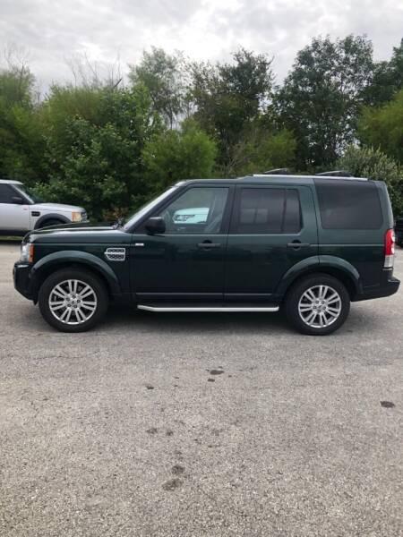 2011 Land Rover LR4 for sale at Platinum Motor Sports in La Grange KY