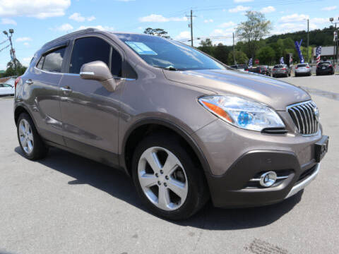 2015 Buick Encore for sale at Viles Automotive in Knoxville TN
