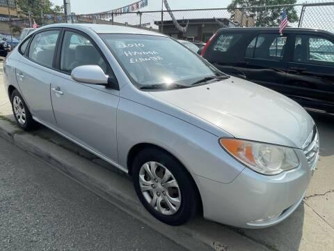 2010 Hyundai Elantra for sale at Dennis Public Garage in Newark NJ