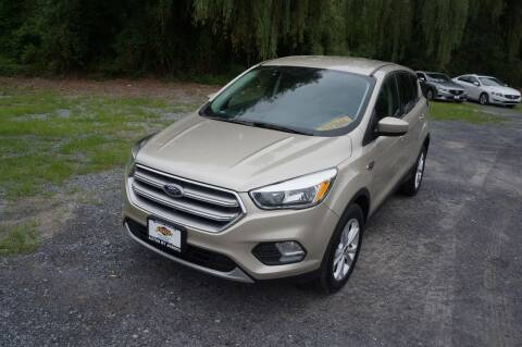 2017 Ford Escape for sale at Autos By Joseph Inc in Highland NY