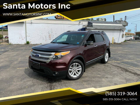 2011 Ford Explorer for sale at Santa Motors Inc in Rochester NY