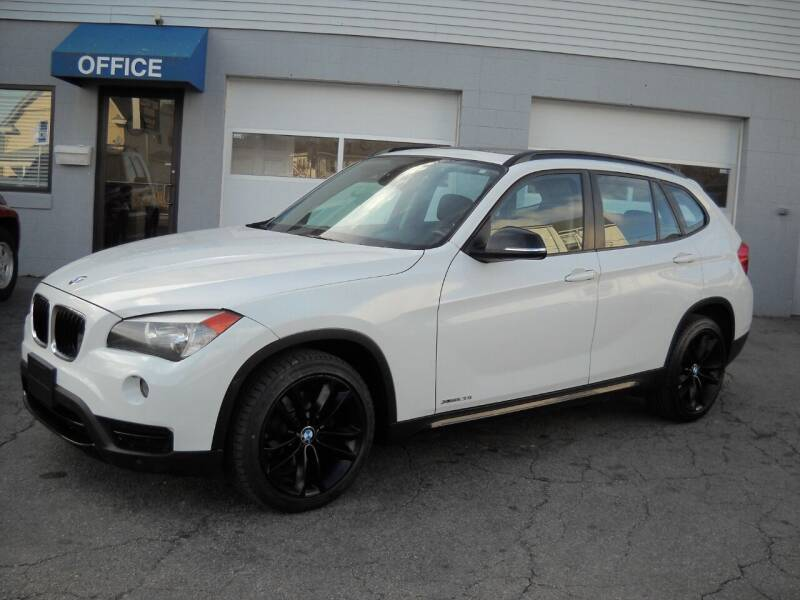 2014 BMW X1 for sale at Best Wheels Imports in Johnston RI