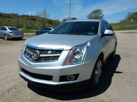 2012 Cadillac SRX for sale at G & H Automotive in Mount Pleasant PA