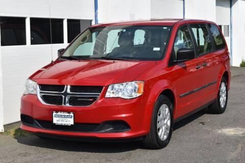 2014 Dodge Grand Caravan for sale at IdealCarsUSA.com in East Windsor NJ