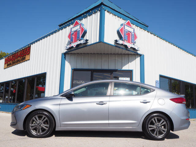 2017 Hyundai Elantra for sale at DRIVE 1 OF KILLEEN in Killeen TX