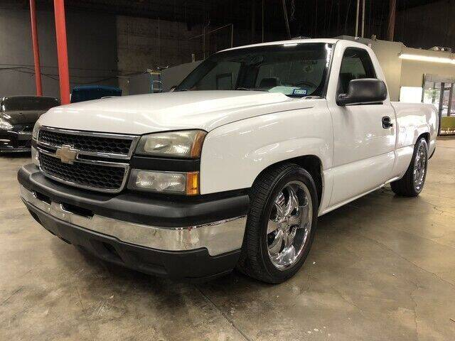 2007 Chevrolet Silverado 1500 Classic for sale at EA Motorgroup in Austin TX