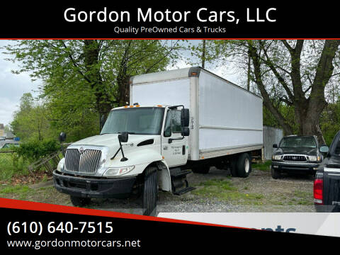2004 International DuraStar 4300 for sale at Gordon Motor Cars, LLC in Frazer PA