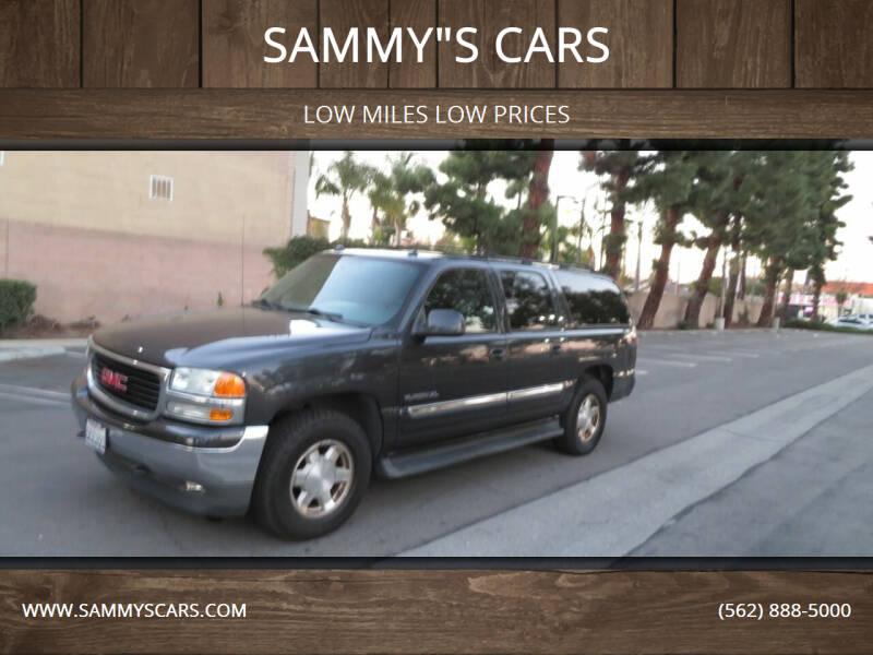 "2005 GMC Yukon XL for sale at SAMMY""S CARS in Bellflower CA"
