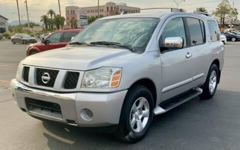 2004 Nissan Armada for sale at Charlie Cheap Car in Las Vegas NV