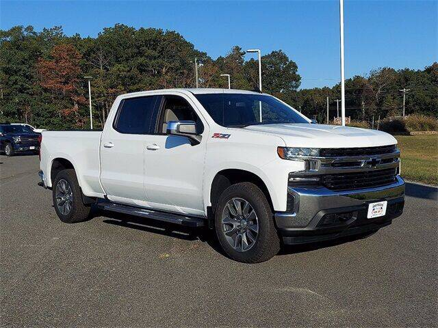 2021 Chevrolet Silverado 1500 for sale in Woodbine, NJ