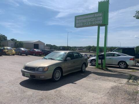 2001 Subaru Legacy for sale at Independent Auto in Belle Fourche SD