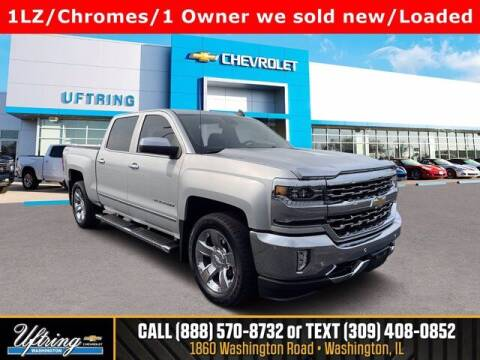 2017 Chevrolet Silverado 1500 for sale at Gary Uftring's Used Car Outlet in Washington IL