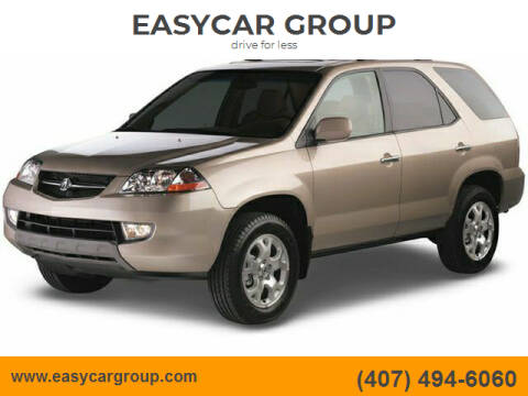 2002 Acura MDX for sale at EASYCAR GROUP in Orlando FL