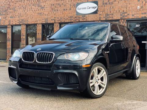 2010 BMW X5 M for sale at Supreme Carriage in Wauconda IL