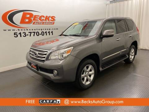 2011 Lexus GX 460 for sale at Becks Auto Group in Mason OH