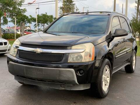 2005 Chevrolet Equinox for sale at KD's Auto Sales in Pompano Beach FL