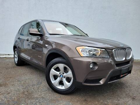 2012 BMW X3 for sale at Planet Cars in Berkeley CA