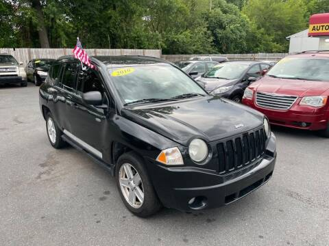 2010 Jeep Compass for sale at Auto Revolution in Charlotte NC