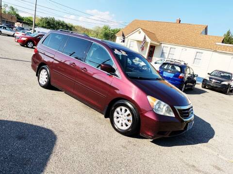 2008 Honda Odyssey for sale at New Wave Auto of Vineland in Vineland NJ