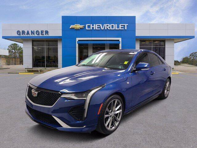 2020 Cadillac CT4 for sale in West Orange, TX