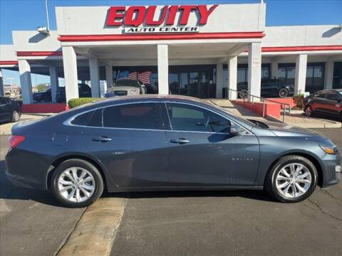 2019 Chevrolet Malibu for sale at EQUITY AUTO CENTER in Phoenix AZ