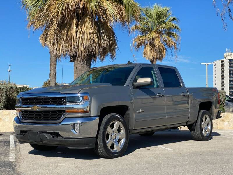 2017 Chevrolet Silverado 1500 for sale at Motorcars Group Management - Bud Johnson Motor Co in San Antonio TX