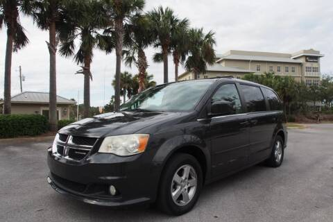 2011 Dodge Grand Caravan for sale at Gulf Financial Solutions Inc DBA GFS Autos in Panama City Beach FL