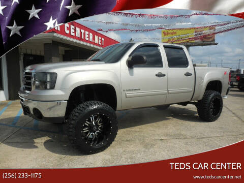 2009 GMC Sierra 1500 for sale at TEDS CAR CENTER in Athens AL