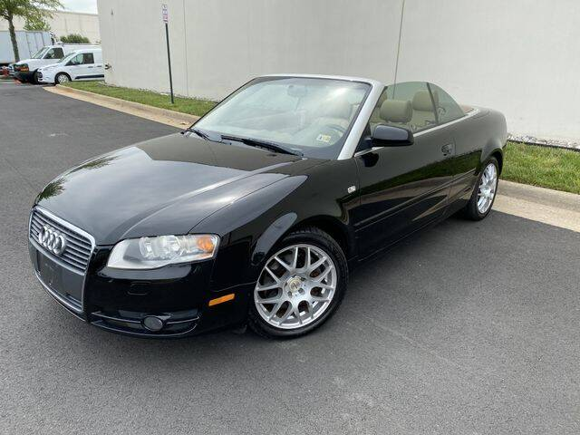 2007 Audi A4 for sale at SEIZED LUXURY VEHICLES LLC in Sterling VA
