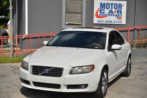 2007 Volvo S80 for sale at Motor Car Concepts II - Kirkman Location in Orlando FL