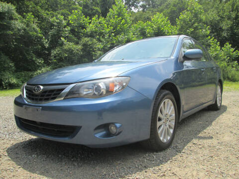 2008 Subaru Impreza for sale at Peekskill Auto Sales Inc in Peekskill NY