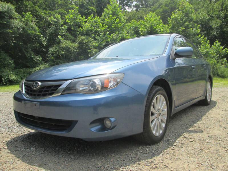 2008 Subaru Impreza for sale at Peekskill Auto Sales Inc in Peekskill NY