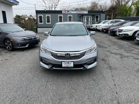 2017 Honda Accord for sale at Sincere Motors LLC in Baltimore MD