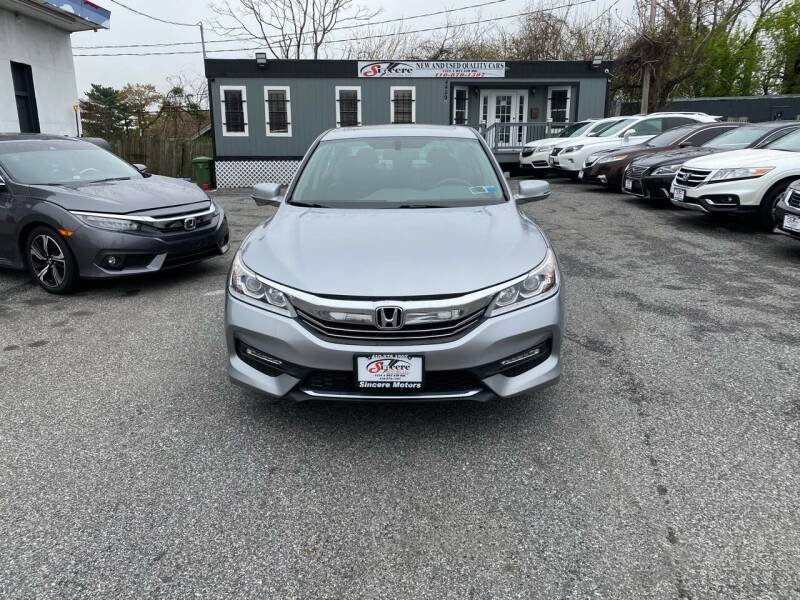 2017 Honda Accord for sale in Baltimore, MD