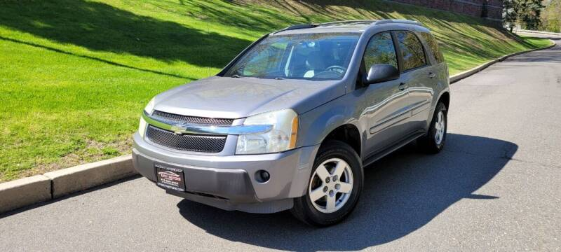 2005 Chevrolet Equinox for sale at ENVY MOTORS LLC in Paterson NJ