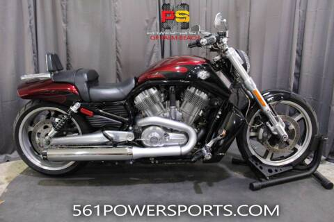 2015 Harley-Davidson V-Rod Muscle® for sale at Powersports of Palm Beach in Hollywood FL