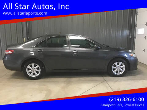 2011 Toyota Camry for sale at All Star Autos, Inc in La Porte IN