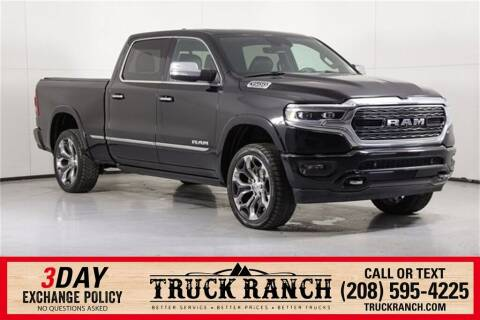 2019 RAM Ram Pickup 1500 for sale at Truck Ranch in Twin Falls ID