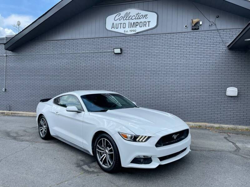 2015 Ford Mustang for sale at Collection Auto Import in Charlotte NC